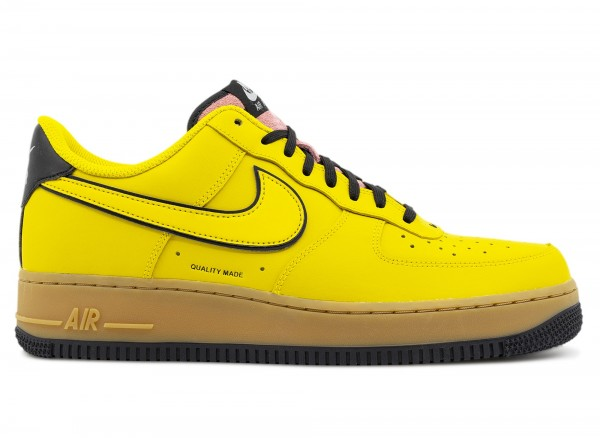 CZ7939-700 NIKE AIR FORCE 1 '07 LV8 3 'QUALITY MADE' XLD - Gialle/Rosa