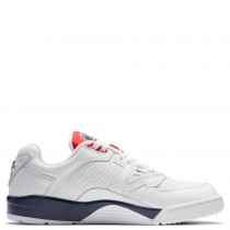 CN0924-100 Nike AIR CROSS TRAINER 3 LOW - Bianche/Midnight Navy-Grigio-Rosse