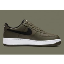 CT2300-300 Nike Air Force 1 Low Scarpe - Twilight Marsh/Bianche/Nere