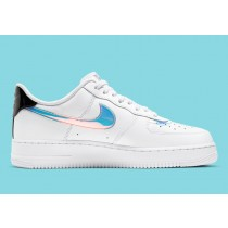 """DC0710-191 Nike Air Force 1 Low """"Have A Good Game"""" Scarpe - Bianche/Multicolor"""