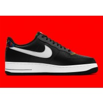 DC1483-001 Nike Air Force 1 Low - Nere/Grigio scuro/Oro/Bianche