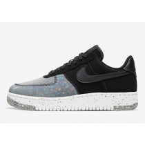 CT1986-002 Nike Air Force 1 Crater - Nere/Nere/Photon Dust-Grigio scuro