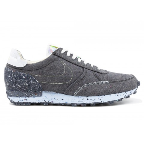 CZ4337-001 NIKE DAYBREAK-TYPE 'RECYCLED CANVAS' - Grigio/Barely Volt/Bianche