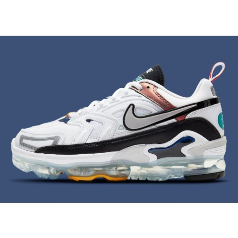 DC9113-100 Nike Air Vapormax EVO 'Evolution of Icons' - Bianche/Bianche-Nere