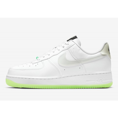 """CT3228-100 Nike Air Force 1 Low """"Have A Nike Day"""" - Bianche/Multicolor"""