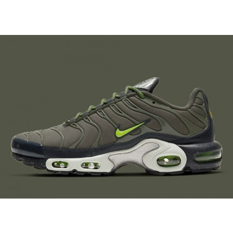 DB4609-300 Nike Air Max Plus - Twilight Marsh/Anthracite/Bianche/Volt